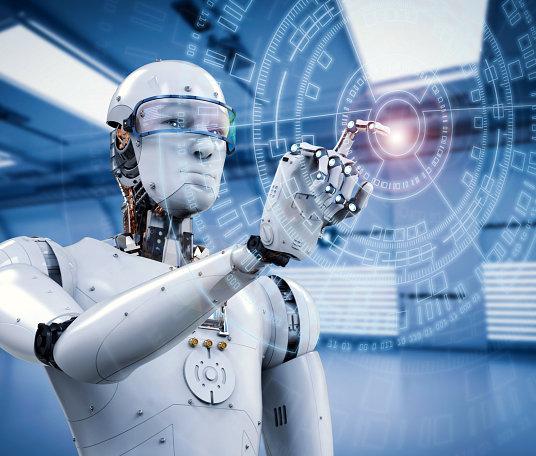 robotic concept